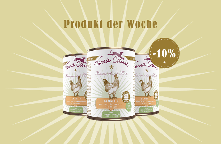Produkt der Woche: Sensitiv Huhn