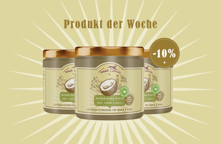 Produkt der Woche: Magen-Darm-Paste