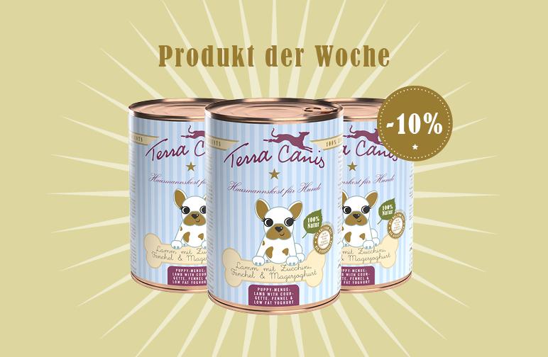 Produkt der Woche: Welpe Lamm