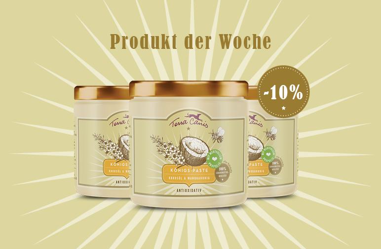 Produkt der Woche: Königs-Paste
