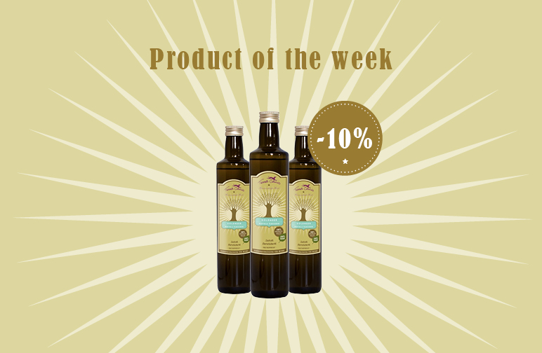 Product of the week: Gold Sea
