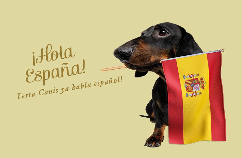 ¡Hola España! - Terra Canis now speaks Spanish!