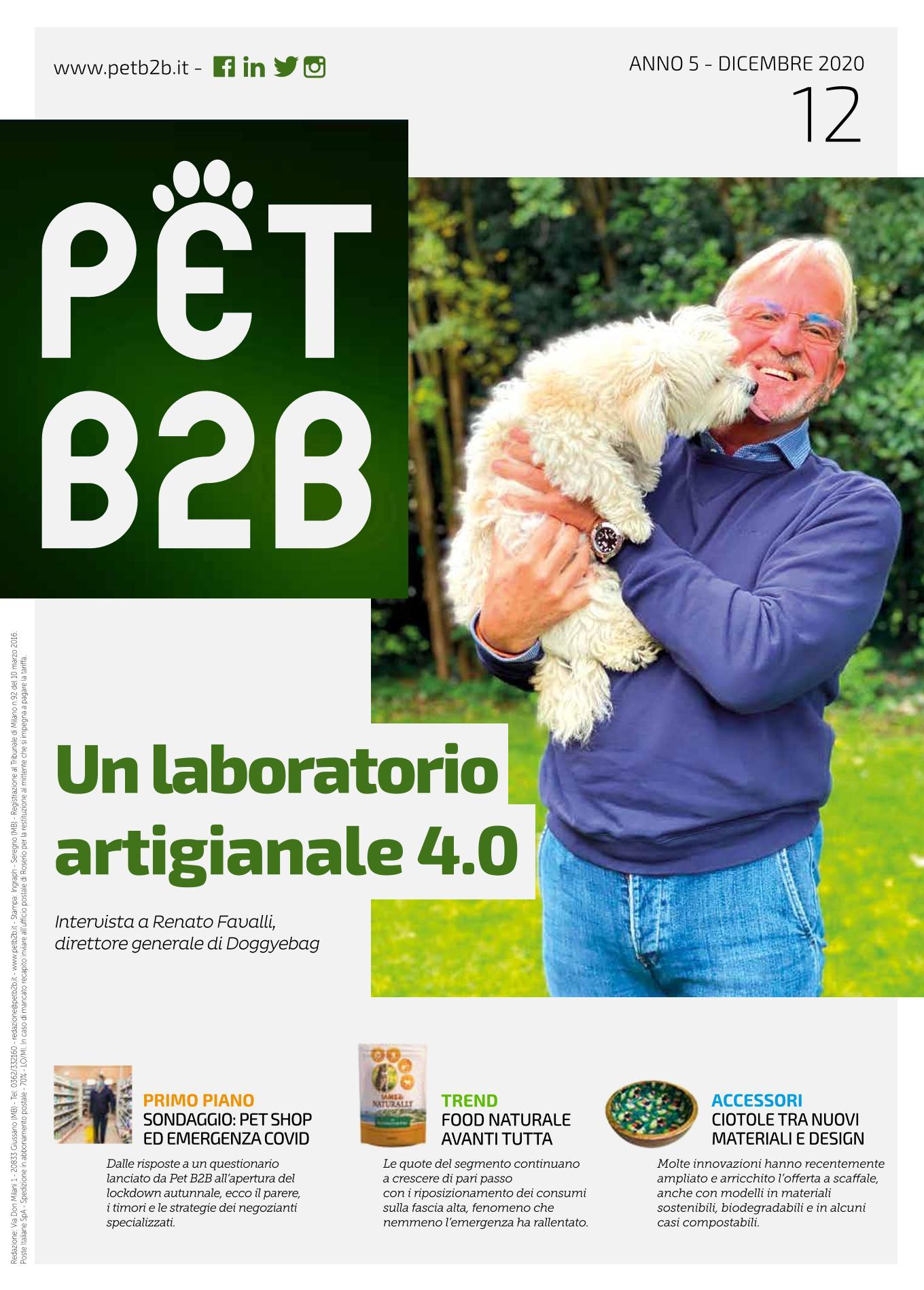 Pet B2B Italien
