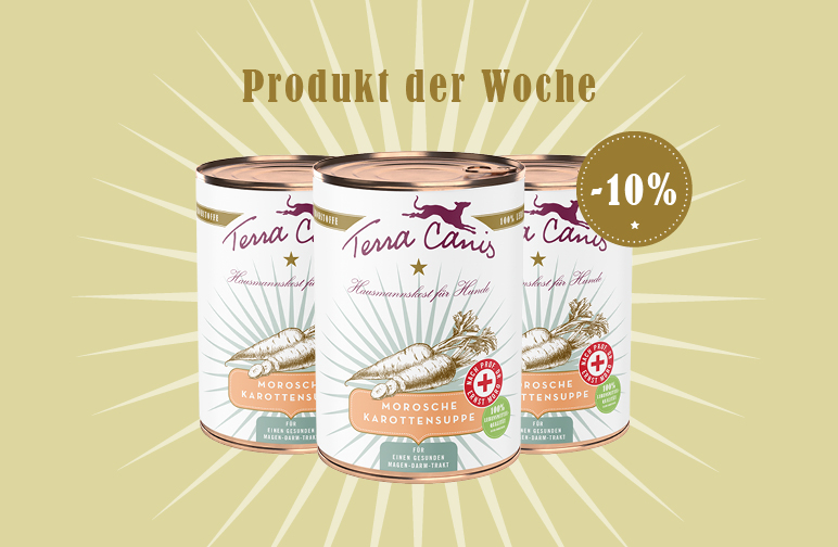 Produkt der Woche: Morosche Karottensuppe