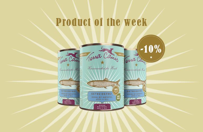 Product of the Week: Grain-free Herring