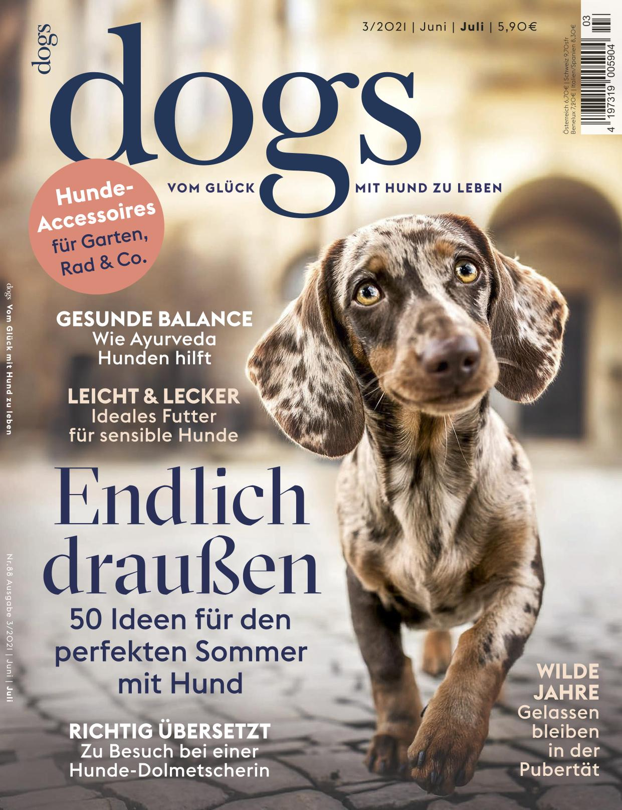 Dogs, Deutschland