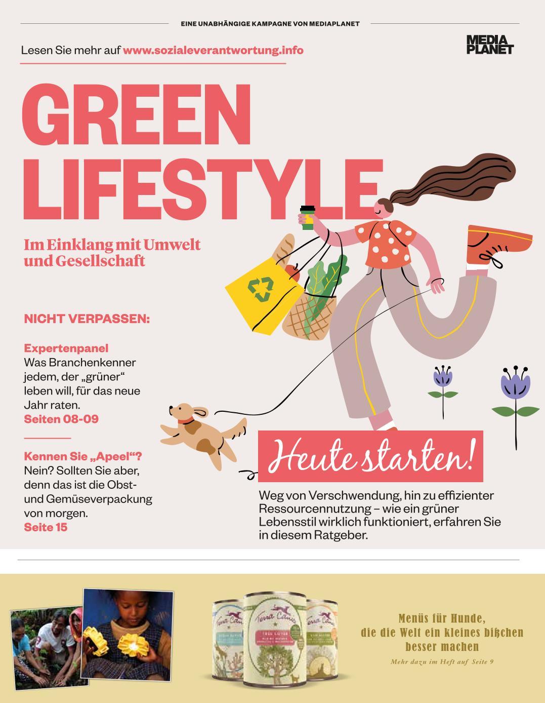 Focus Green Lifestyle, Deutschland