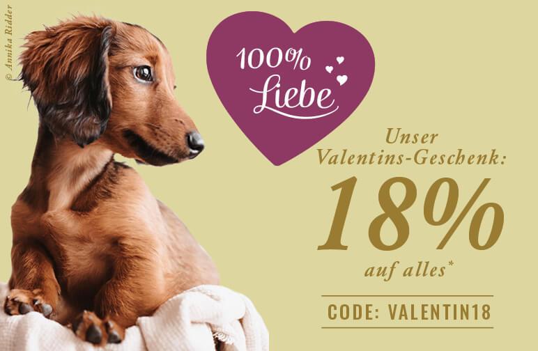 Unser Angebot zum Valentinstag