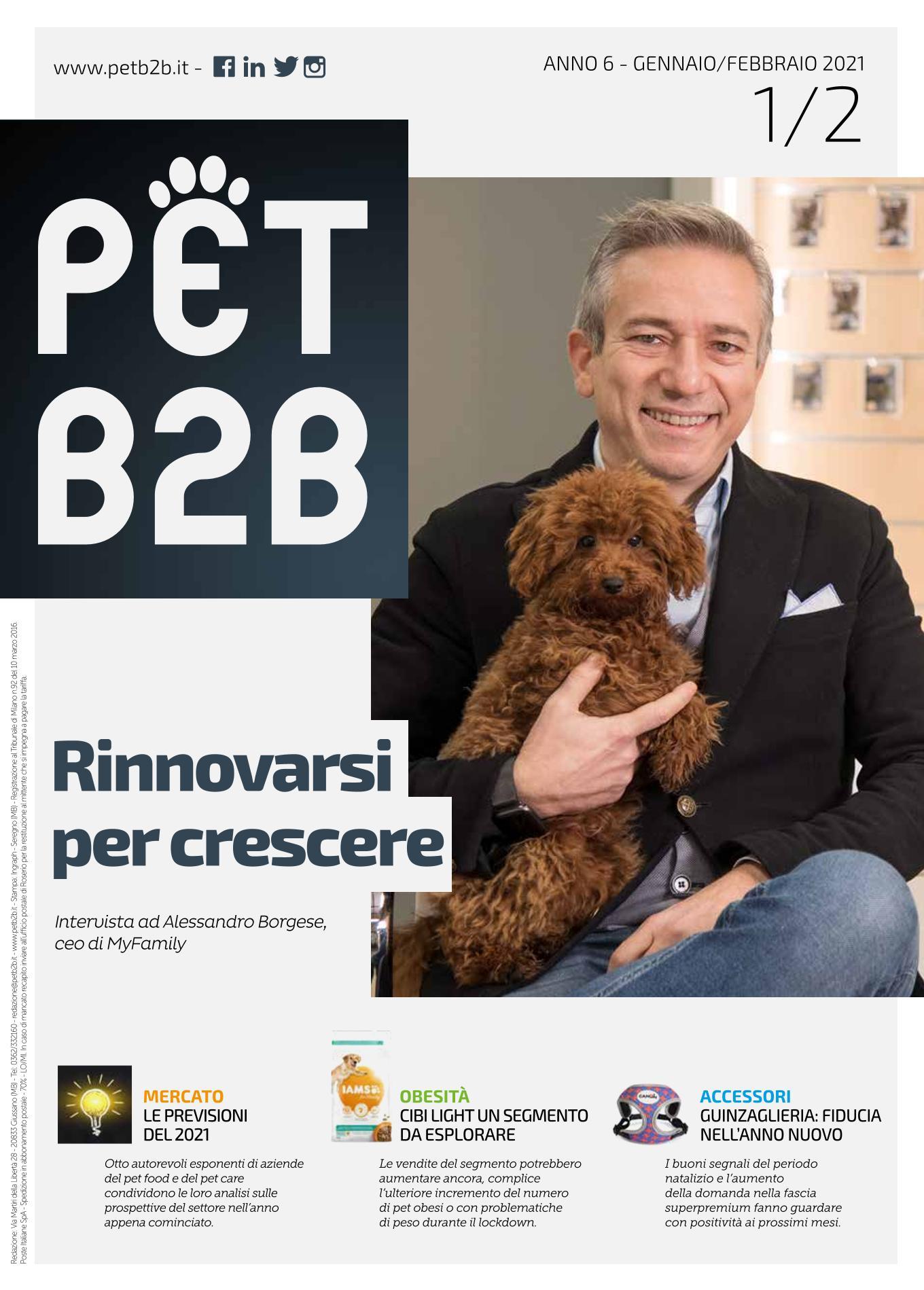 Pet B2B, Italien