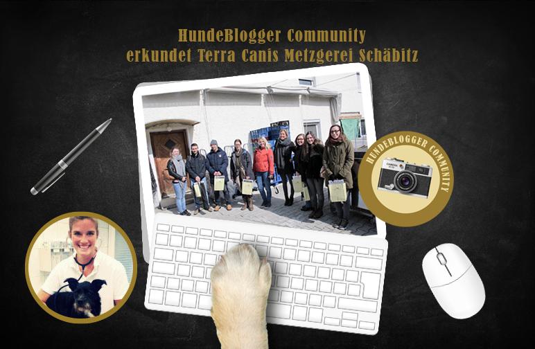 Hunde Blogger Community zu Gast in der Terra Canis Traditionsmetzgerei Schäbitz