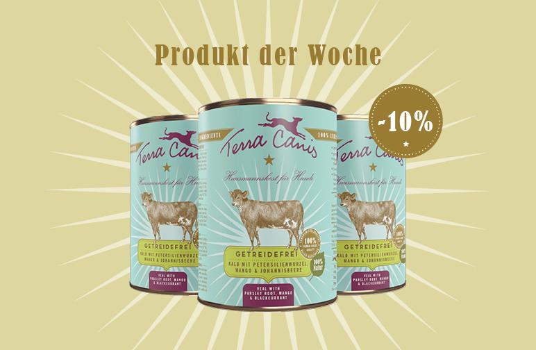 Produkt der Woche: Getreidefrei Kalb