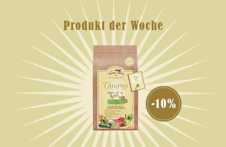 Produkt der Woche: Canireo Rind