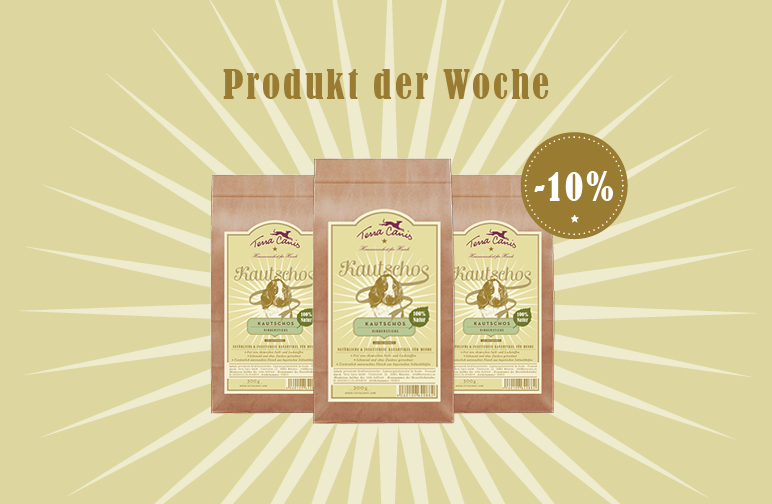 Produkt der Woche: Kautscho Rindersticks