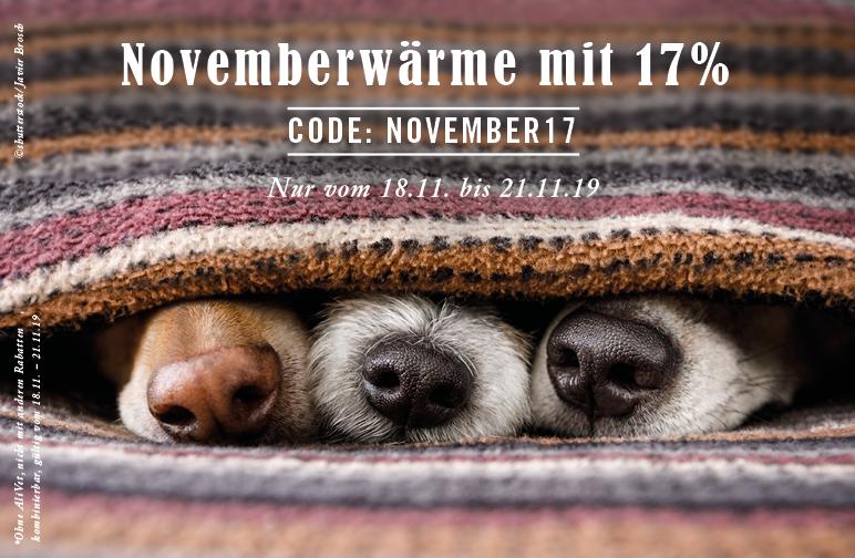 November-Wärme