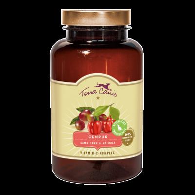 Complexe de vitamine C – Camu-camu et acérola