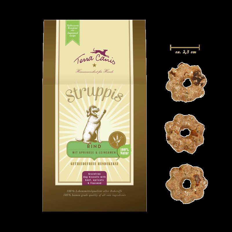 STRUPPIS: biscotti per cani
