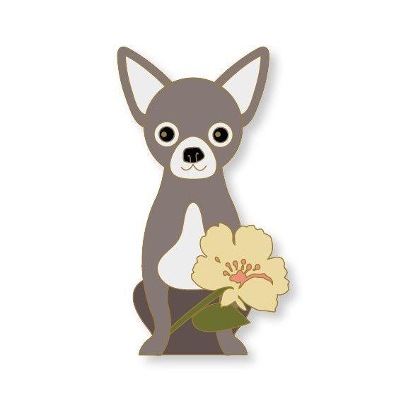 Terra Canis Pin – Chihuahua