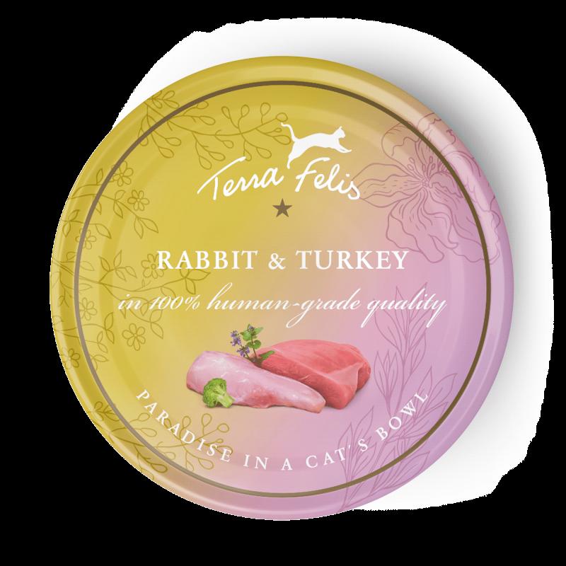 Rabbit & Turkey