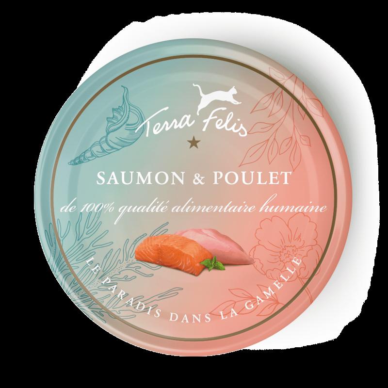 Saumon & Poulet