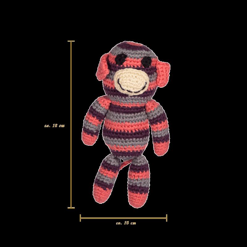 Monkey - Coral