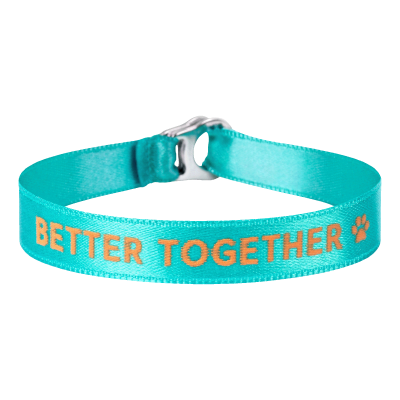 "Armband ""better together"""