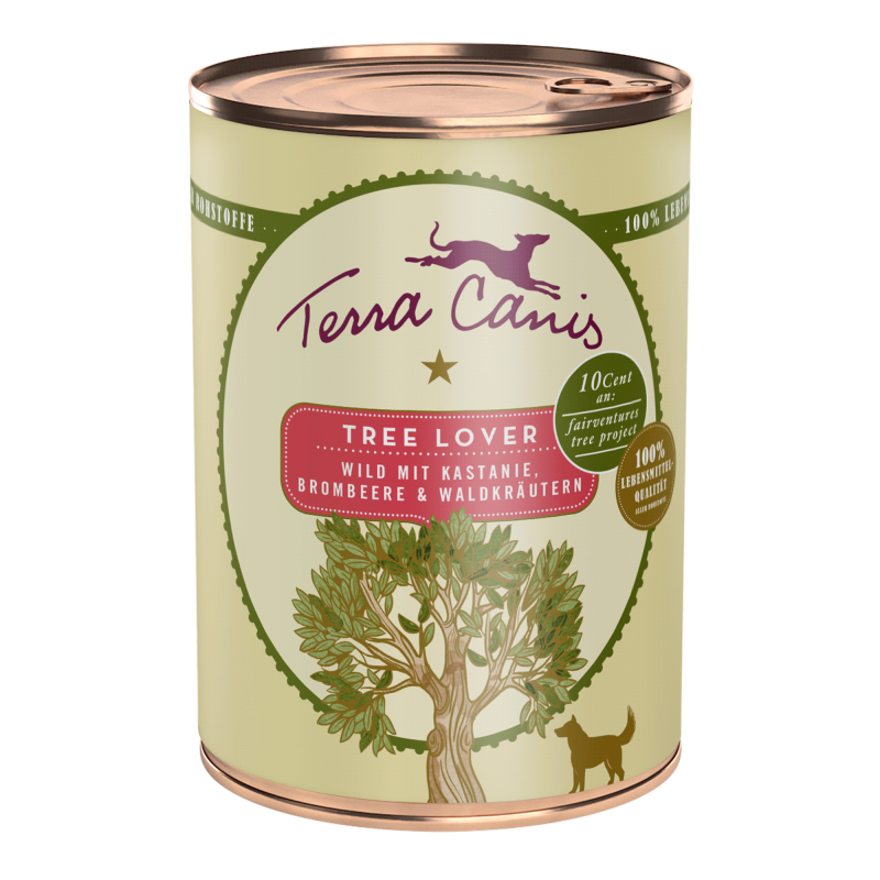 Tree Lover – Game with chestnut, blackberry and forest herbs