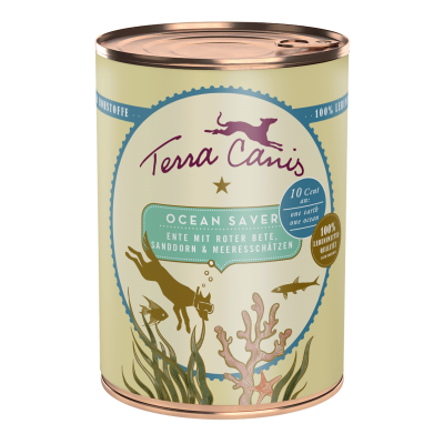 Ocean Saver – Duck with beetroot, sea buckthorn and treasures of the sea