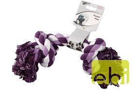 dog -play rope 26cms