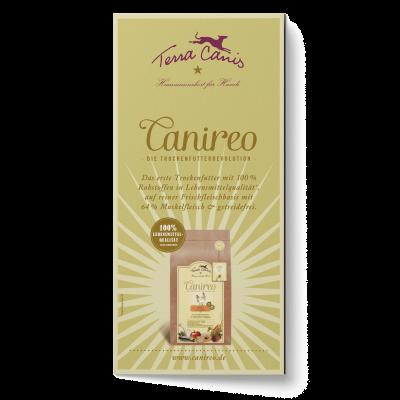 TC Brochure Canireo, version allemande