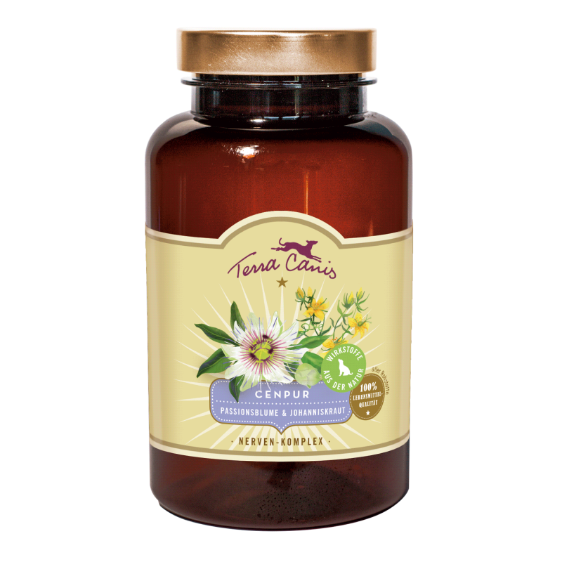 Nerve Complex – passion flower and St. John's wort