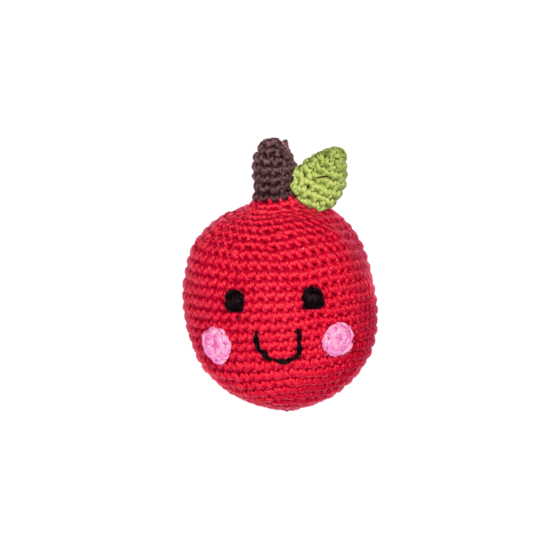 Friendly Fruit Apple